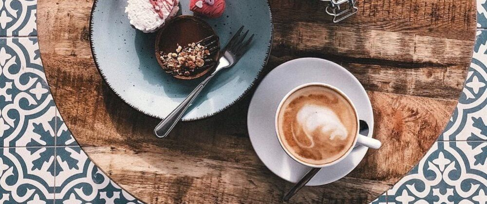 Gutschein ins Café im Wert 1000 CZK